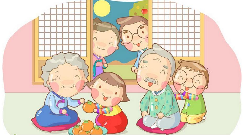 节日教案 | 小班重阳节语言领域活动《九九重阳节》