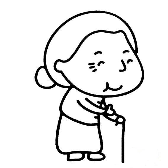 幼儿园关于重阳节的简笔画_节日素材 | 重阳节儿歌大全,简笔画参考-幼师宝典官网