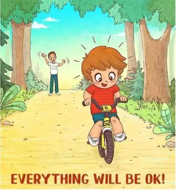 漫画 | 把这9句话挂在嘴边,孩子一天比一天优秀