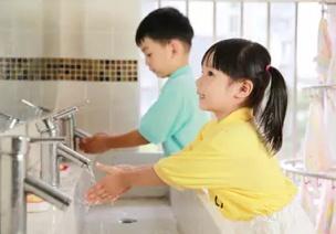 讲卫生 | 幼儿园盥洗室环创+洗手儿歌30首,让孩子爱上洗手
