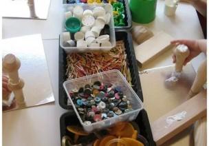 关于瑞吉欧环境中材料的8件事:一定要真实