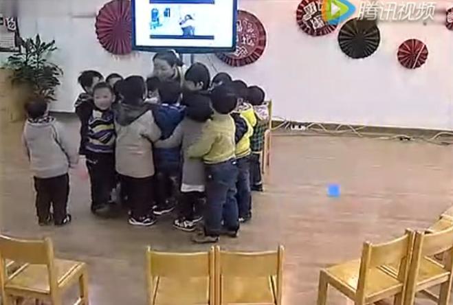 优秀公开课视频 | 小班社会领域活动《抱抱》