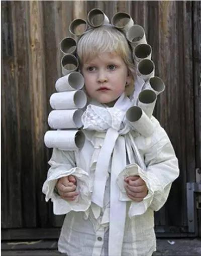 万圣节活动方案   服装DIY、大游行、出街讨糖,嗨翻万圣!