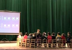 优秀公开课视频 | 大班语言领域活动《像狼一样嚎叫》