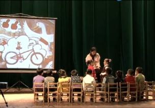 优秀公开课视频 | 大班语言领域活动《鸭子骑车记》