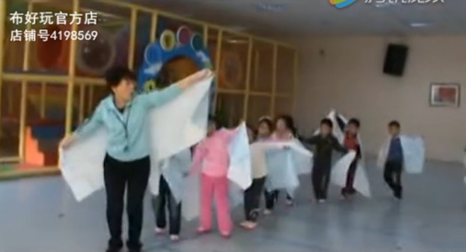 优秀公开课视频|大班健康领域活动《小小飞行员》