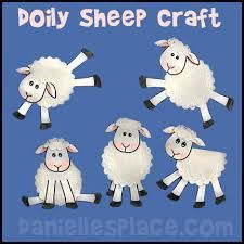 小羊肖恩手工 | 世界上最著名的黑脸小羊