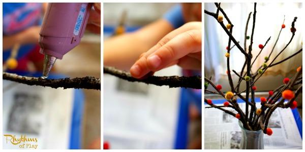感恩节环创 | 感恩树、墙面布置及吊饰创意