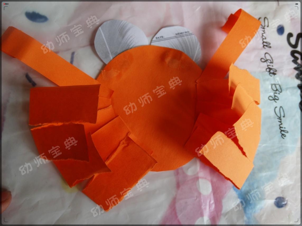 折纸手工 | 金秋大螃蟹