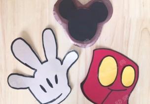 中班环创   最经典的迪士尼形象之一,米奇主题环创来啦!