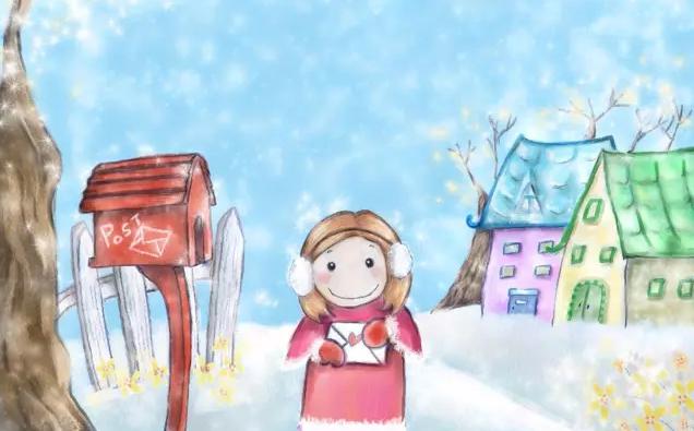 儿歌 | 小中大班冬季儿歌集