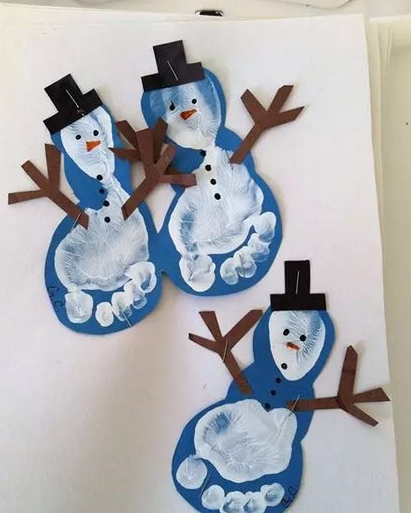 冬季手工 | 當涂鴉撞上冬天,竟擦出如此藝術的作品!
