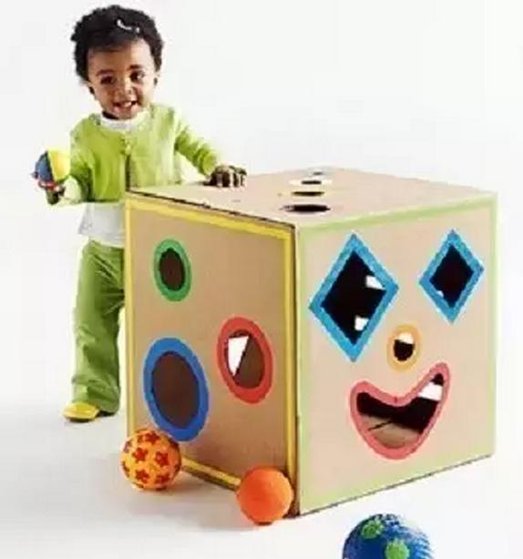 纸箱创意 | 双十一的快递纸箱,看我怎么拯救你?