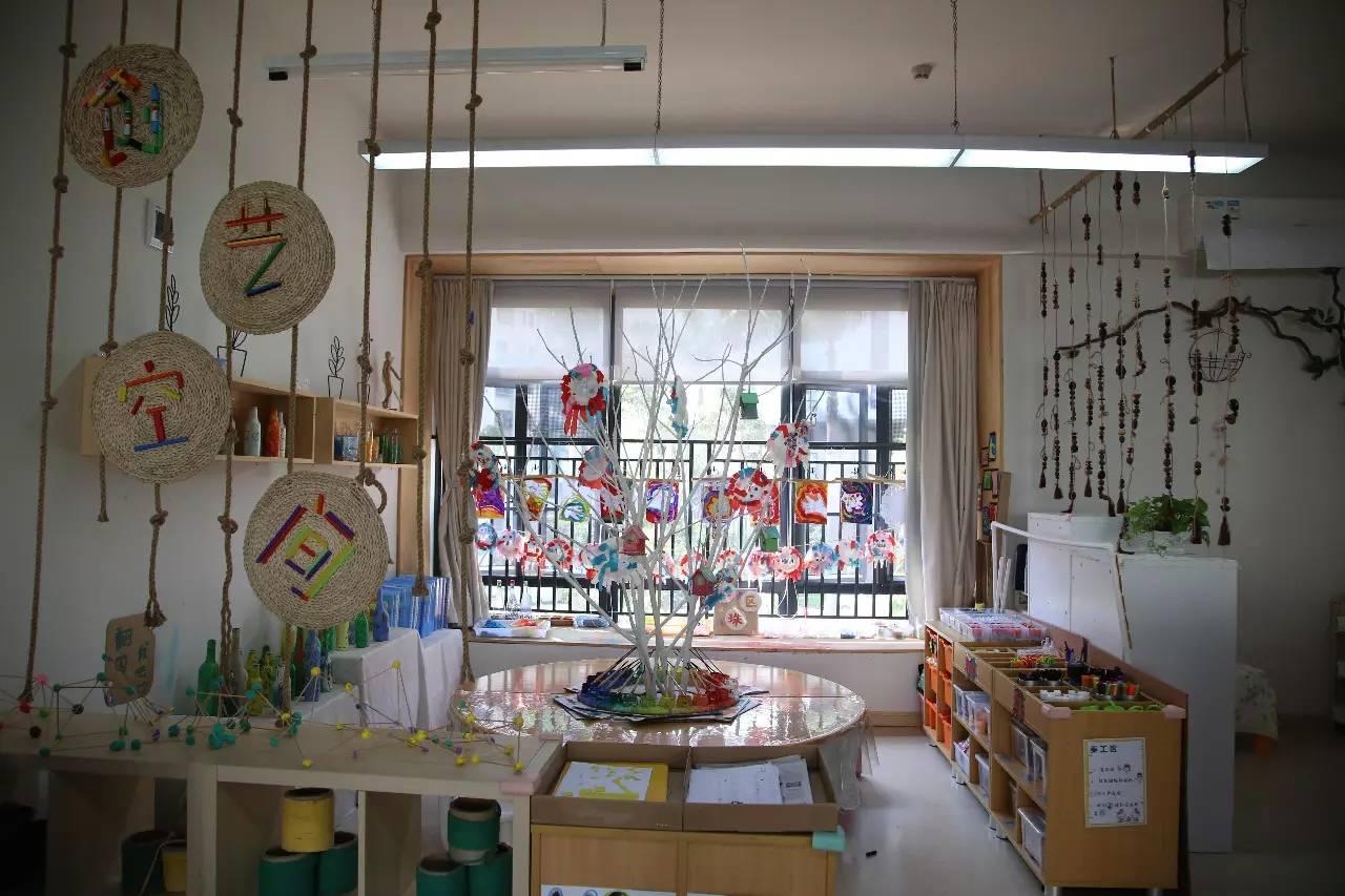 名园环创 | 深圳名园这样布置教室区角(实用多图)