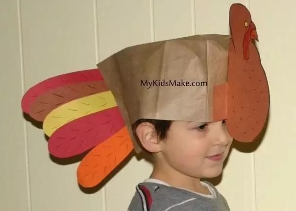 手工 | 感恩節手工DIY,感恩生命中個每個人