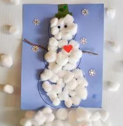 手工 | 你知道吗?最适合冬季做的手工材料竟然是它?