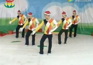 圣诞舞蹈 | 《美丽美丽圣诞》