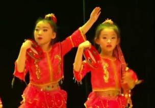 元旦舞蹈 | 《舞起幸福鼓》