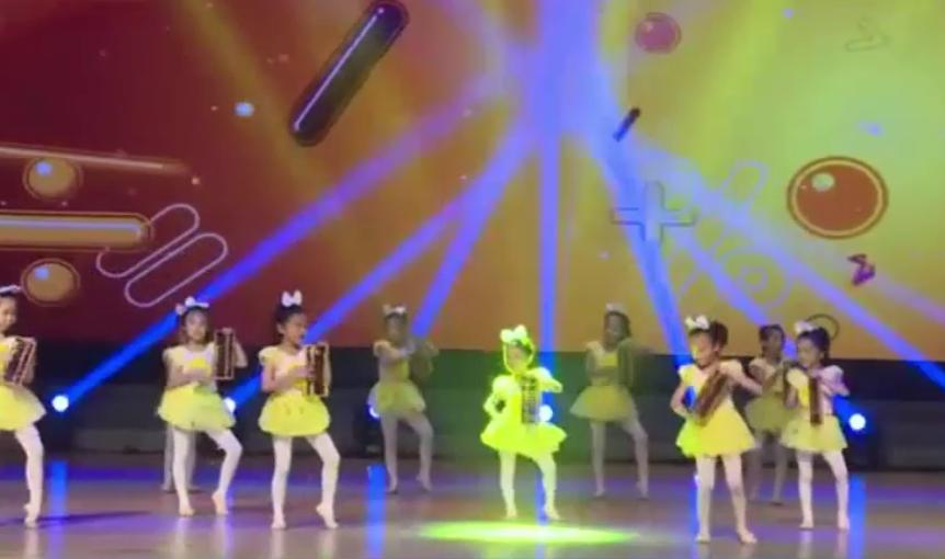 元旦舞蹈 | 《算盘乐》