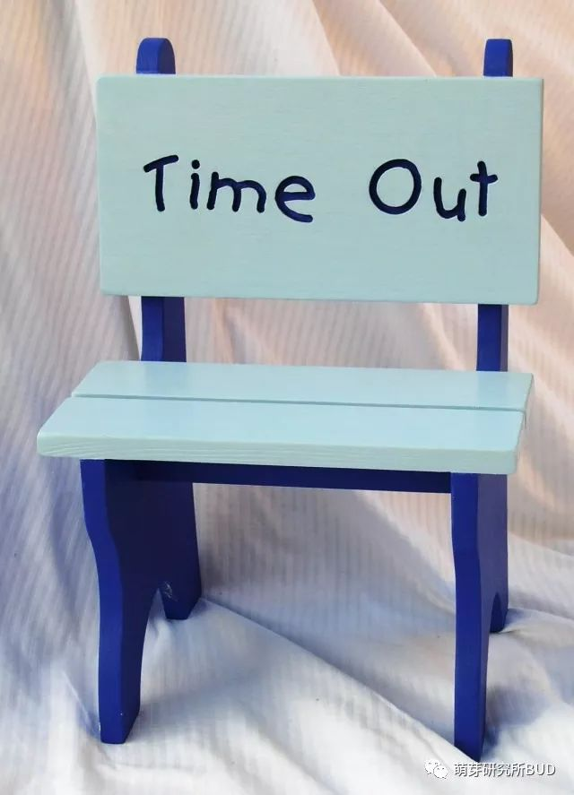 正面管教 | time out已经out,积极暂停才是正道