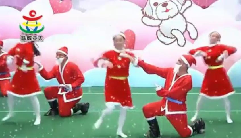 圣诞舞蹈 | 《圣诞狂欢曲》