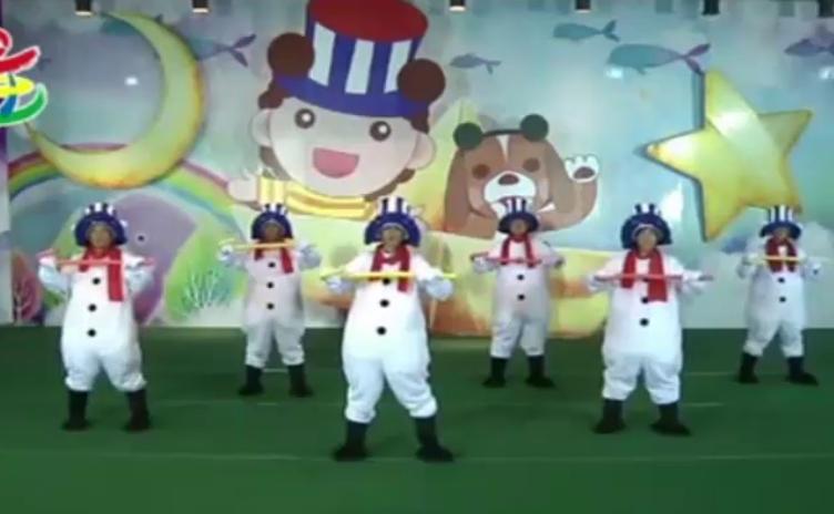 圣诞舞蹈 | 《圣诞雪精灵》