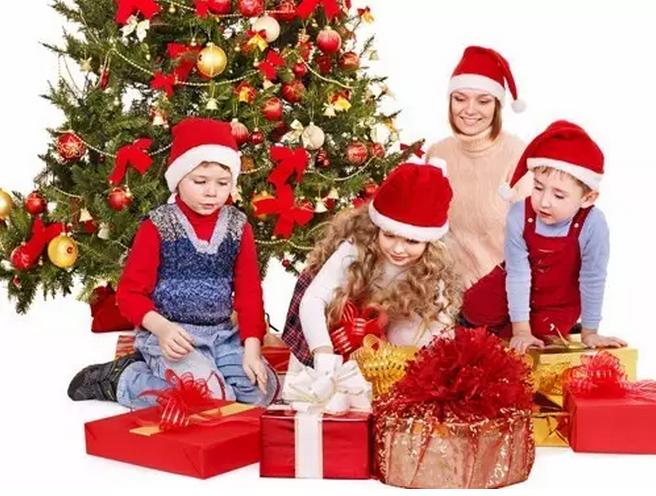 家长必读   我们为什么要给孩子过圣诞节?