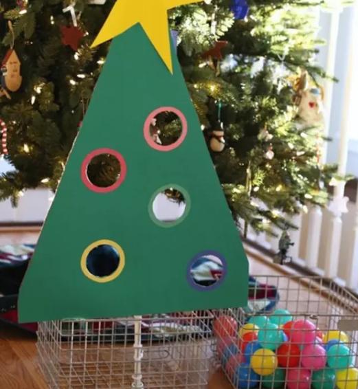 节日游戏 | 圣诞节小中大班游戏集