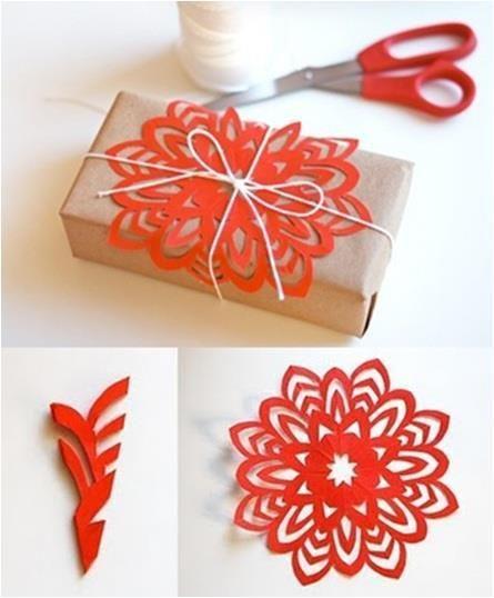 春节手工 | 剪花花、贴花花,红红的新年要来啦