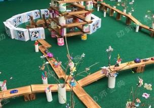 主题建构游戏 | 名城中心——因建构而精彩,因游戏而快乐