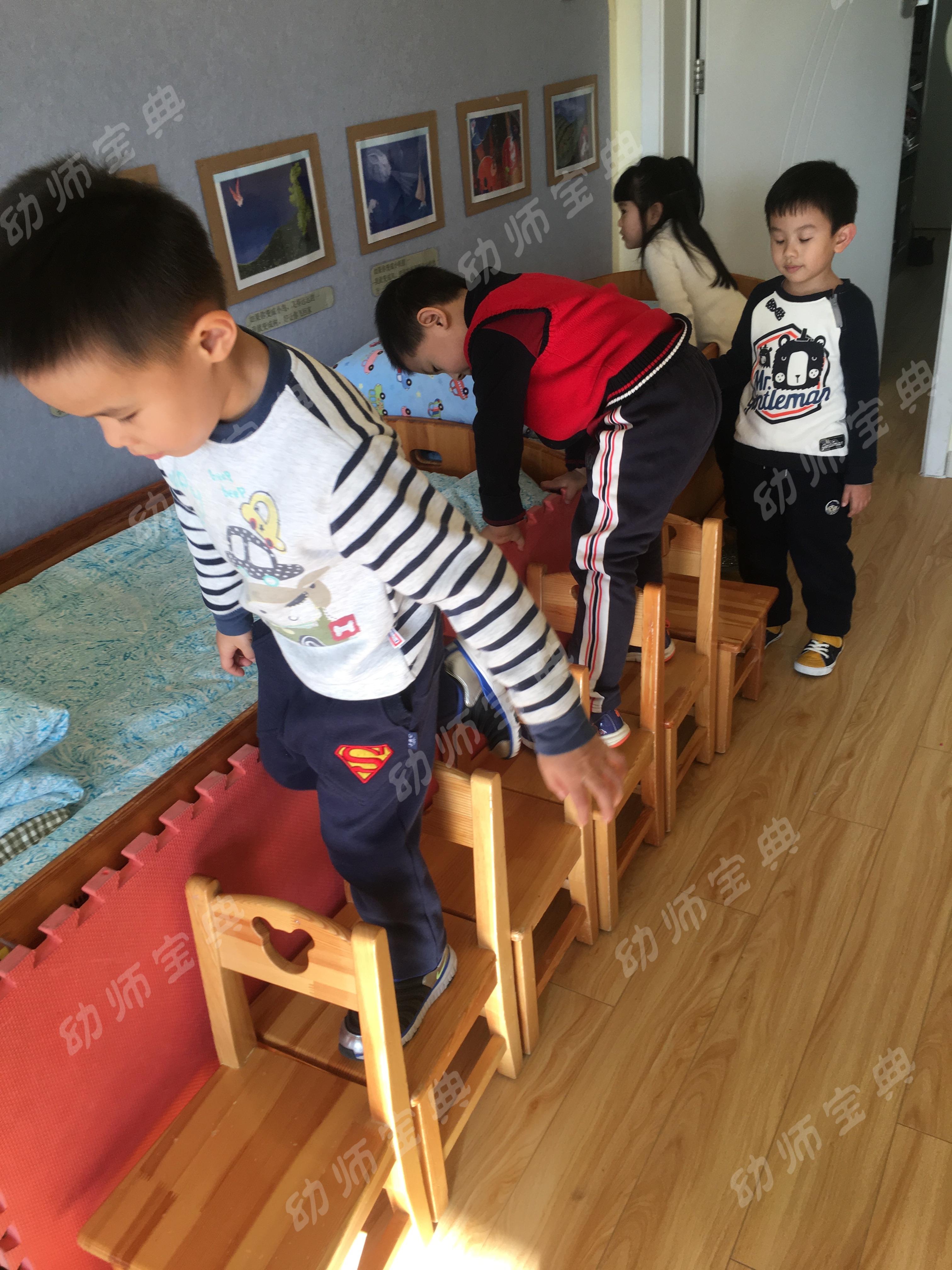 室内体育游戏   8种椅子游戏,玩嗨室内体育课!