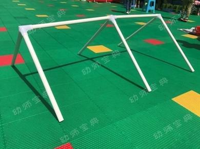 户外建构游戏 | 探索PVC管的多样玩法