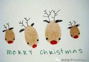 绘画 | 这些圣诞节涂鸦比手工还要好玩!