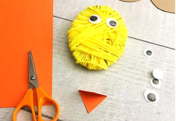 冬日手工 | 冬天毛线不止手工那么简单,还有这些创意!