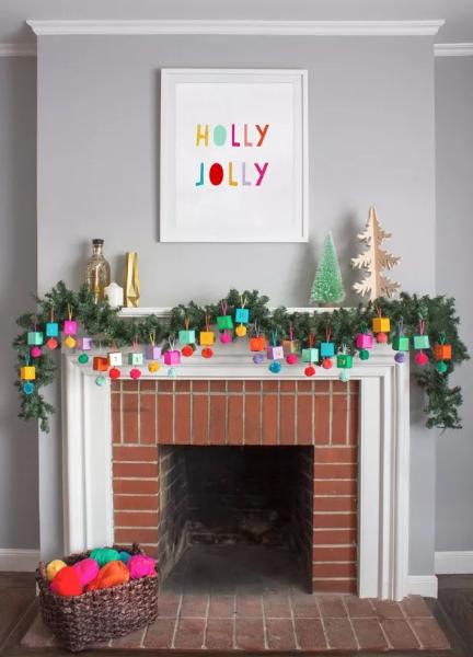 圣诞环创 | 叮!你的圣诞节环创包裹到啦,请查收!