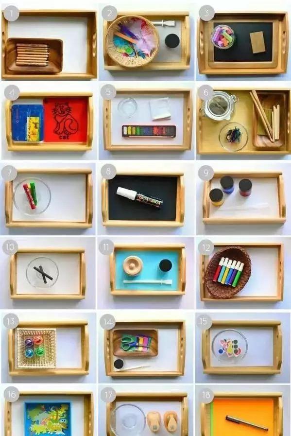 环创 | 华德福幼儿园教室精彩图集