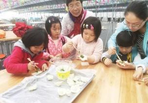 活动参考 | 小中大班的孩子们这样开展《我爱我家》的活动