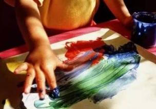 干货 | 除了水彩水粉油画棒,孩子还能用什么颜料画画?