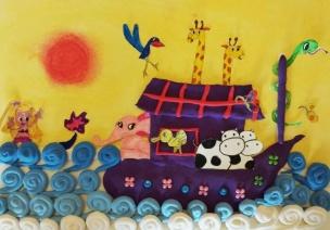 教學經驗 | 5歲以上的孩子,畫畫時最常遇到的問題是什么?