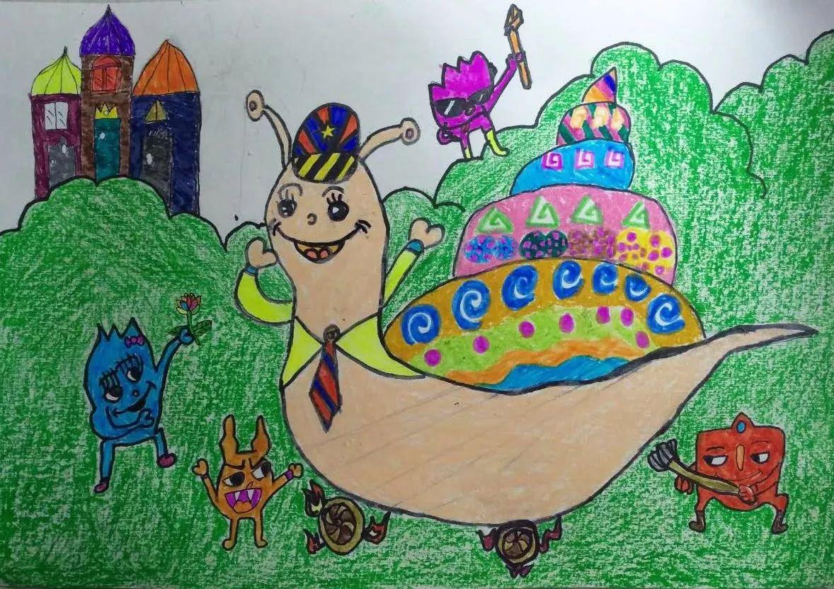 教学经验 | 5岁以上的孩子,画画时最常遇到的问题是什么?