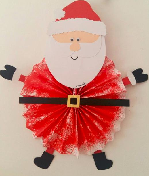 手工 | 圣诞节最适合托小班幼儿制作的手工都在这里了,赶快来看!