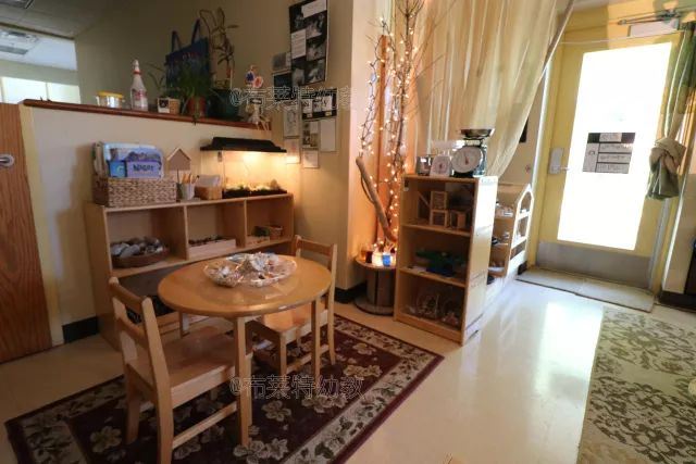 瑞吉欧 | 看美国某瑞吉欧幼儿园如何打造室内环境(实景图)