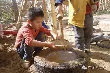华德福在中国 | 大西北藏着一家土到掉渣又洋得冒泡的幼儿园