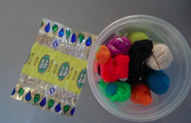 糖纸手工 | 糖纸手工的8种玩法,就是让你甜!