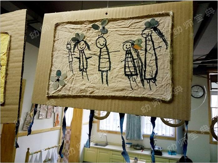 绘画+作品展示 | 原木色的精彩手绘,还能做吊饰哦!