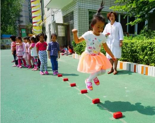 超详细的幼儿园体能测试项目及标准,看完的老师都收藏了!