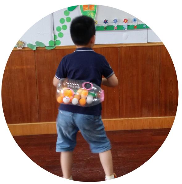 自制玩具+游戏玩法 | 小球蹦起来
