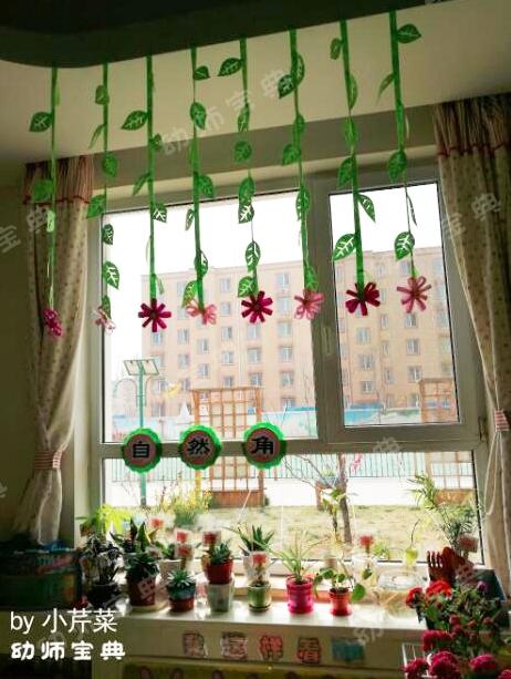 吊饰 |  春天班级吊饰挂这些,怎么看都好看!