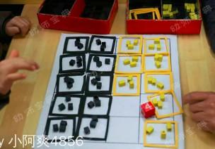 中班数学区自制玩教具
