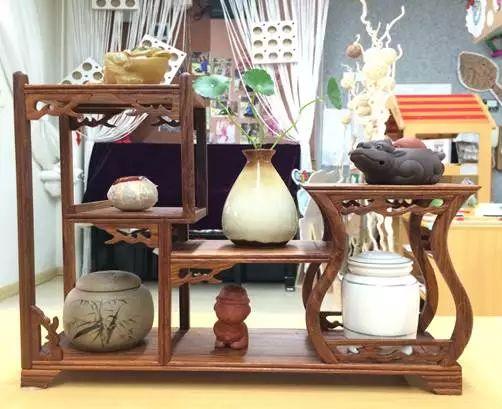 区角环创 | 茶艺馆环境创设,悠悠茶韵,四溢清香